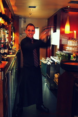 barman, white gables