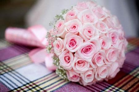 Hoa cưới cầm tay 02