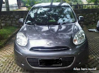 Dijual - nissan march a/t 2011, Agung Ngurah Car