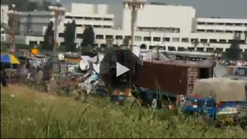 Reality of PTI Dharna in Islamabad