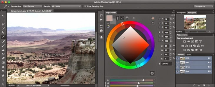 download plugin magicpicker photoshop