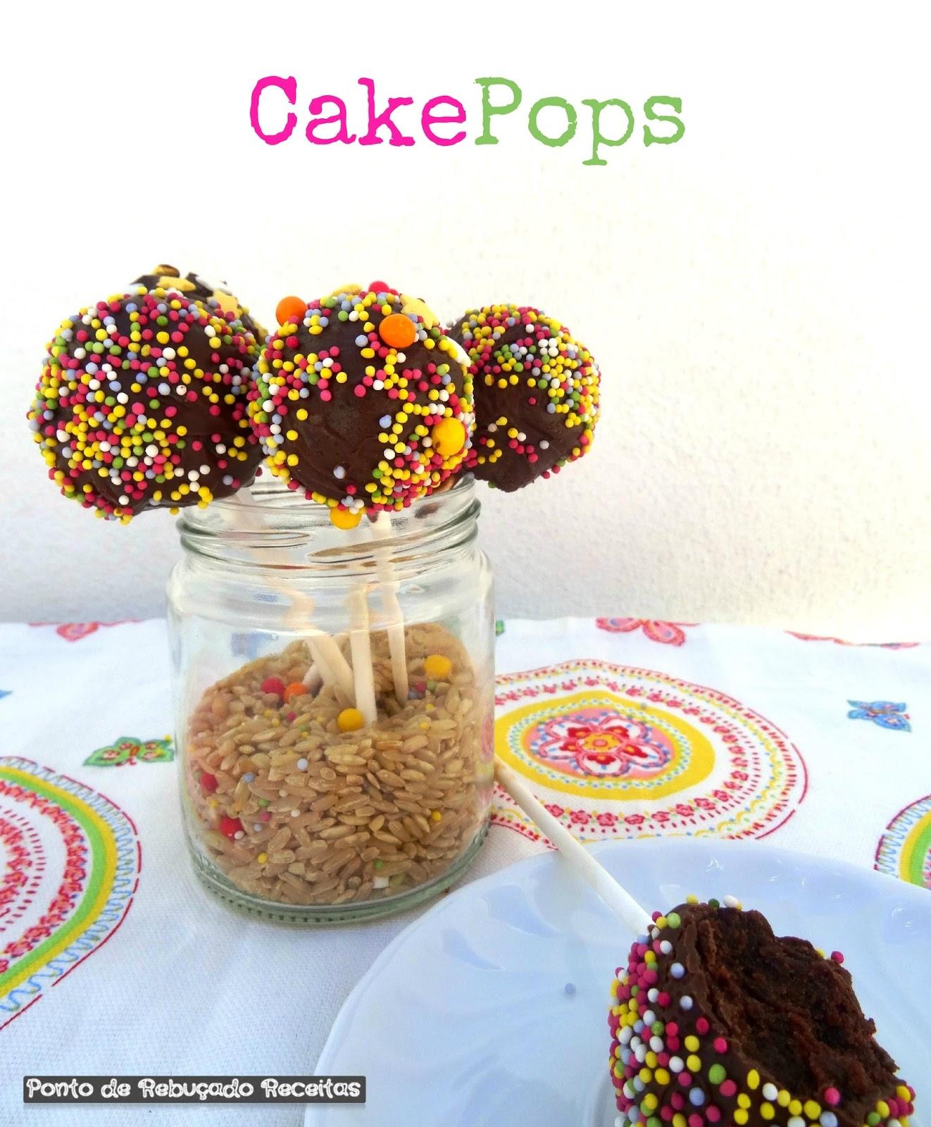 Cake Pops Receitas E Dicas Para Mais De  Minidel Ef Bf Bdcias
