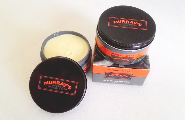 Pomade Murray's Grandpa Harry's Hair Paste