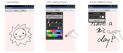 Samsung S Pen SDK 1.0 for Developers