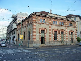 martedì 30 luglio 2013 tour poetici a Milano - Opera Pia Cucine Economiche