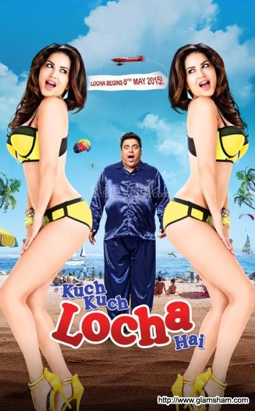 full cast and crew of bollywood movie Kuch Kuch Locha Hai! wiki, story, poster, trailer ft Sunny Leone