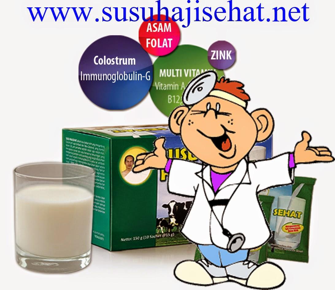 Manfaat Product Susu Haji Sehat