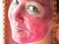 Manfaat masker dari buah apel untuk kecantikan