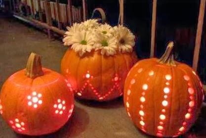 C mo hacer calabazas luminosas para halloween - Como hacer calabaza halloween ...