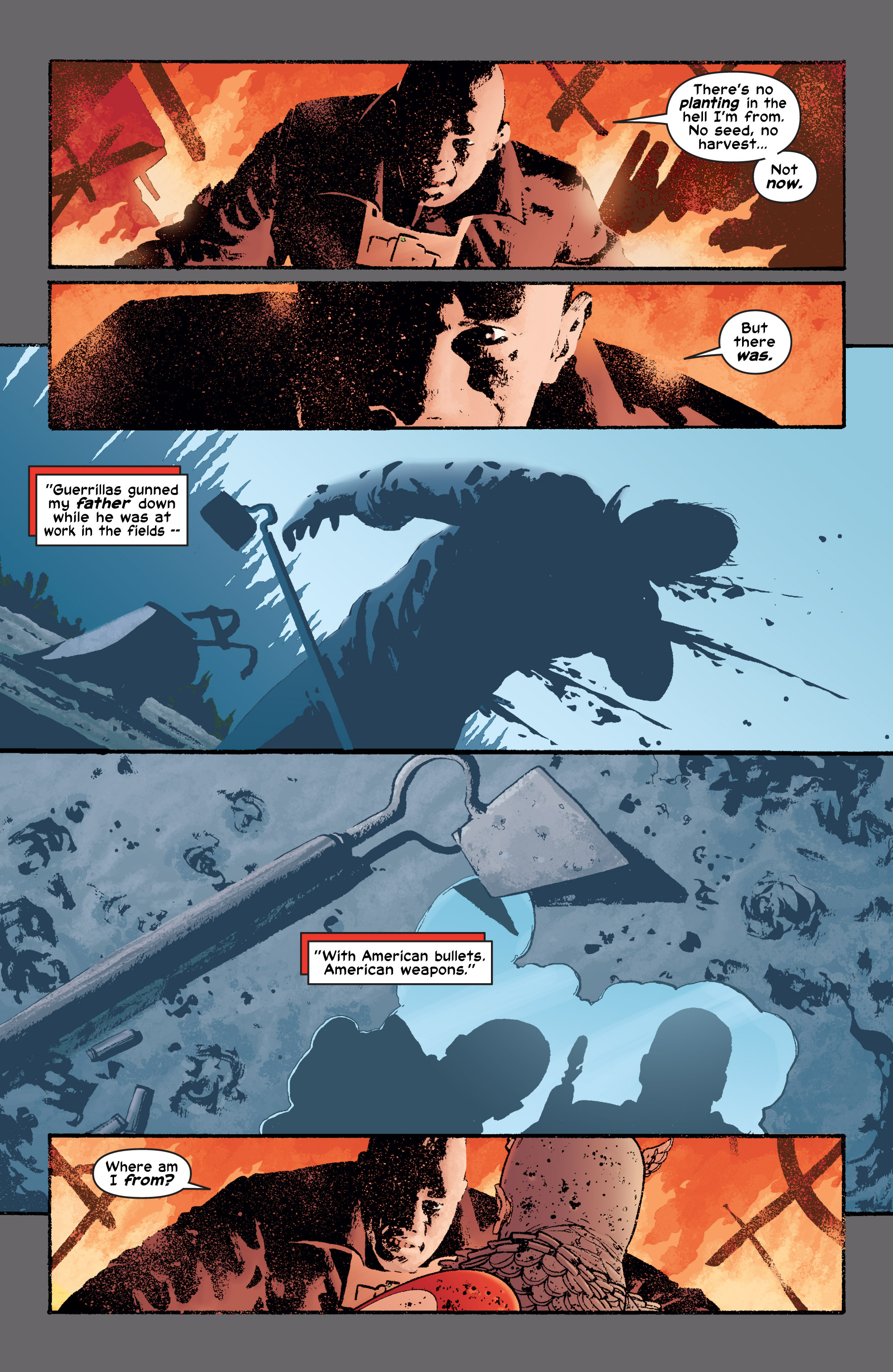 Captain America (2002) Issue #6 #7 - English 18