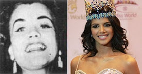 Complete list of Miss World from 1951 to 2012