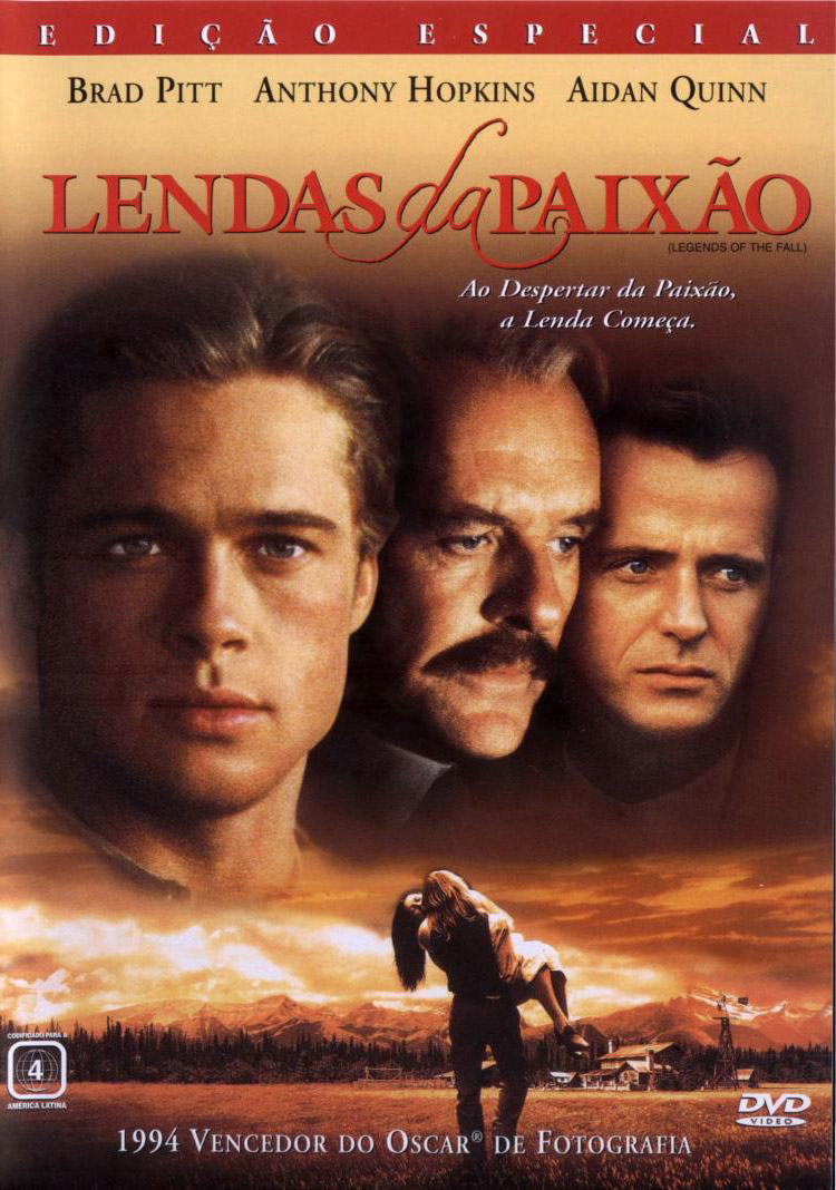 Download - Lendas da Paixão - DVDRip AVI Dual Audio + RMVB Dublado