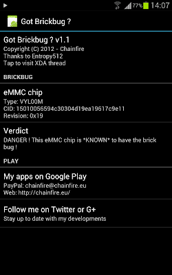 ics 4.0.4 samsung galaxy note hard brick bug emmc