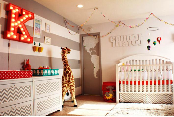 wall color ideas for nursery