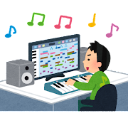 DTMのイラスト