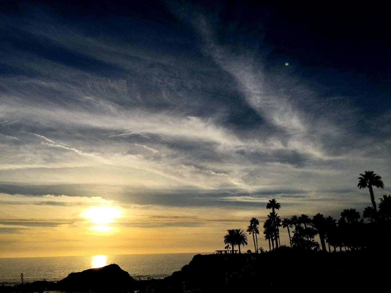 Montage Laguna Beach Sunset