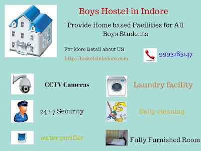 Boys Hostel in Indore