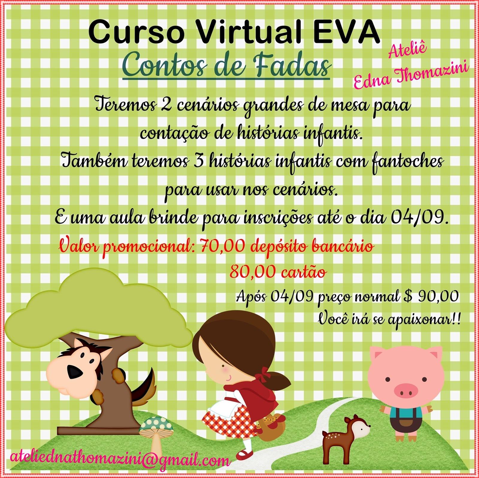 Curso Virtual Contos de Fadas