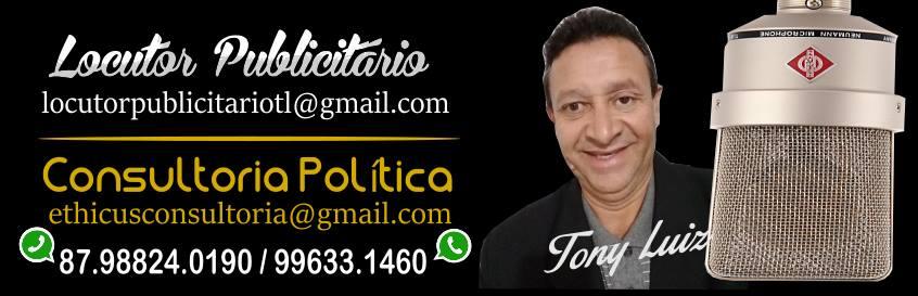 Tony Luiz Locutor