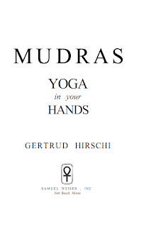 Mudras yoga in your hands by getrud hirschi Mediafire ebook