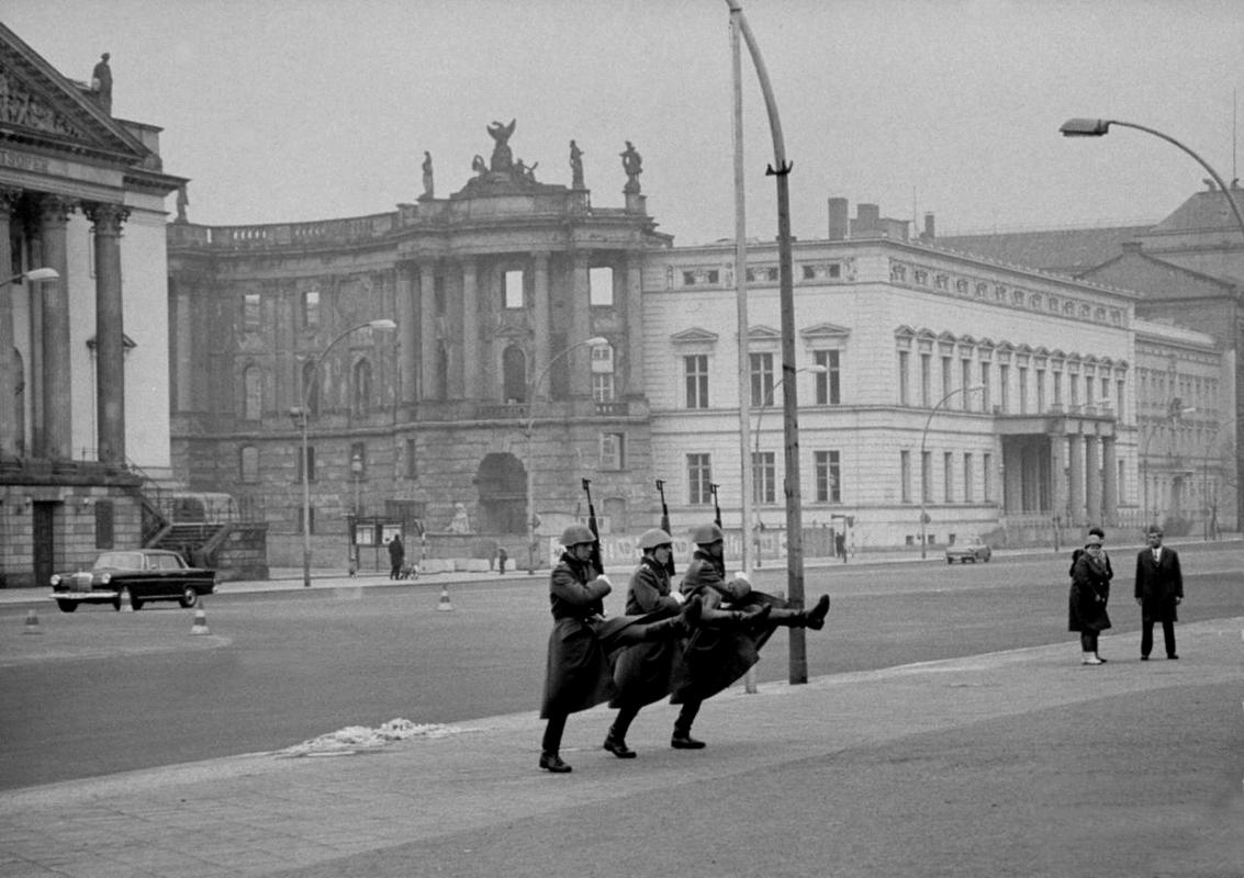 War Memorial Berlin Germany War Memorial East Berlin