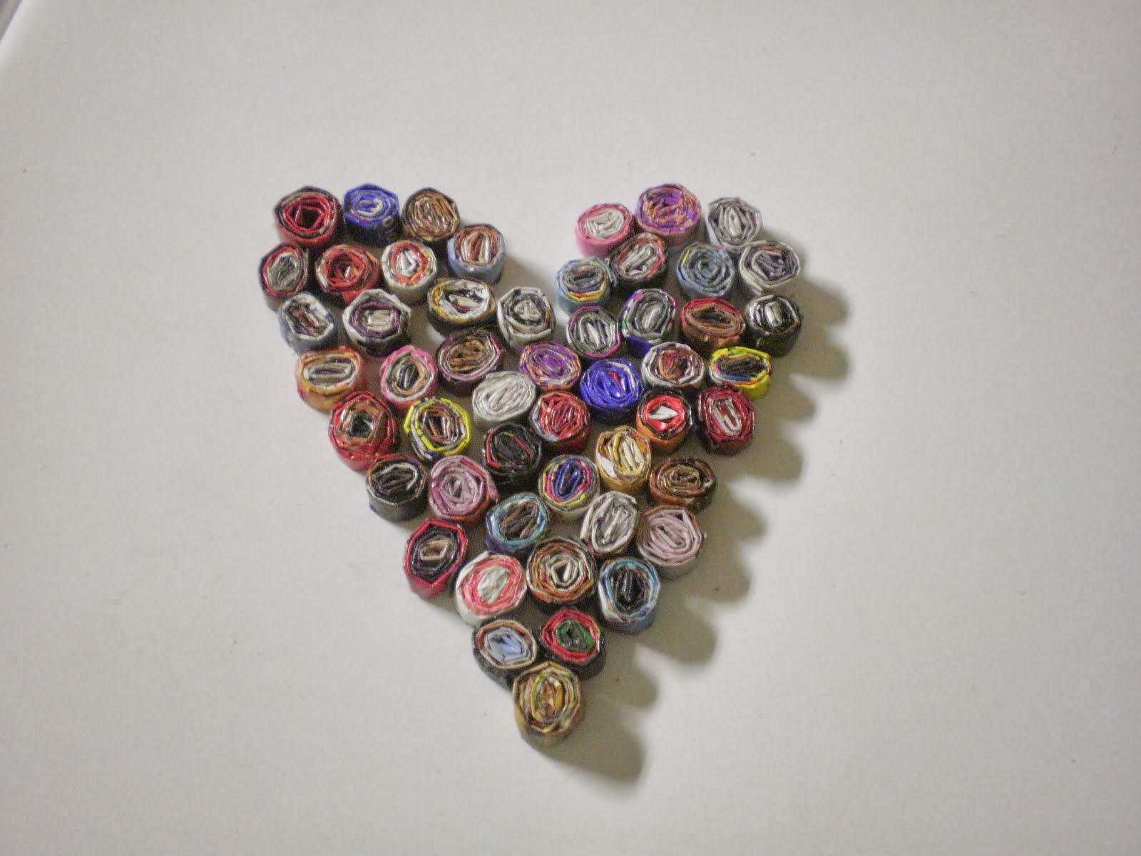 chainone handmade paper beads