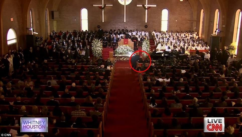 whitney houston funeral early today mashughuli blog