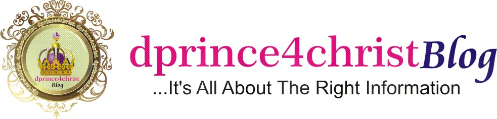 dprince4christ blog