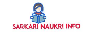Sarkarinaukriinfo | Latest Sarkari Naukri 2020