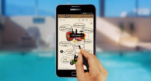 Samsung Galaxy Note - mobile phone reviews