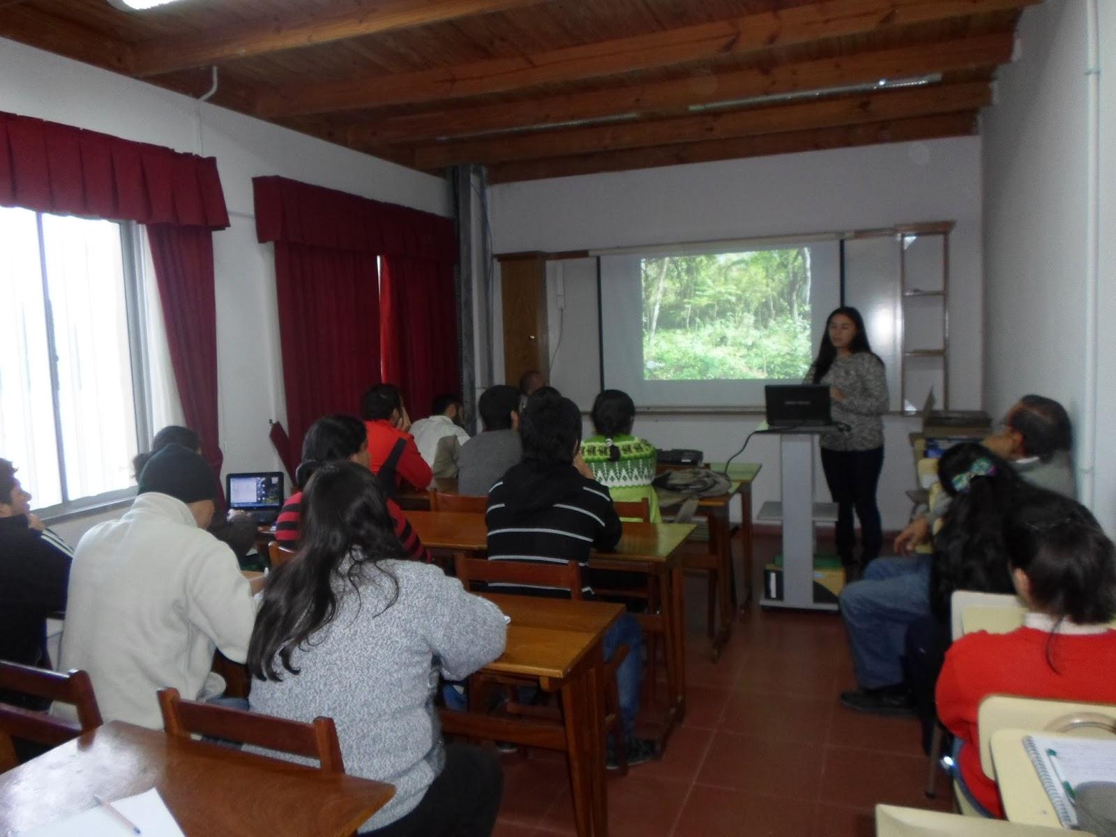 Parque chaque o forestal presentaci n de la ley nacional for Viveros en maldonado