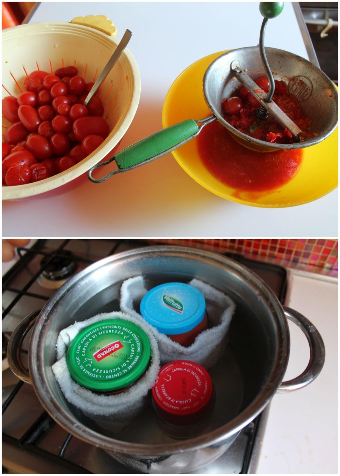 pomodori sotto sale