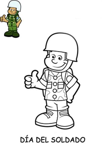 El rincon de la infancia: 29 de Mayo Día del Ejército Argentino