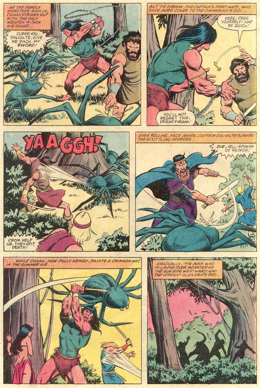 Conan the Barbarian (1970) Issue #141 #153 - English 3