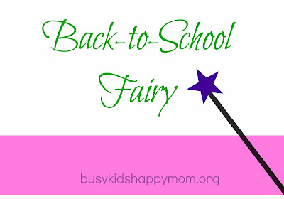 Free Printable for the Back-to-School Fairy Tradition