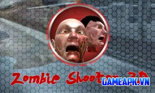 Zombie Shooter 3D v1.0 Mod (Unlimited Money) cho Android