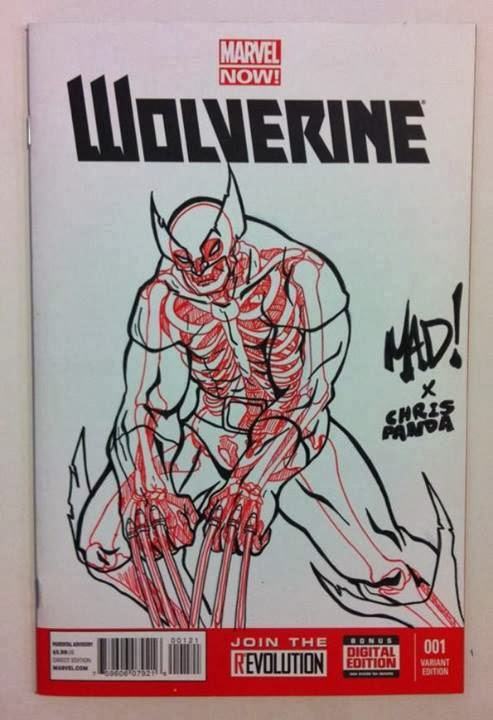 16-Wolverine-Chris-Panda-X-ray-Comics-Cartoons-Pin-up-Illustrator-www-designstack-co