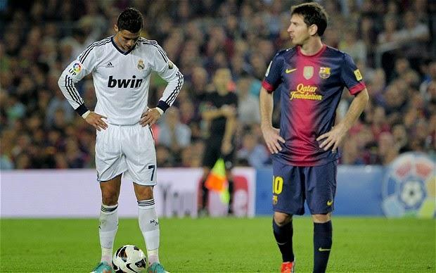 Laudrup: 'Ronaldo & Messi Saling Membutuhkan'