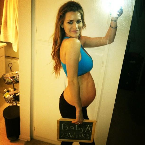 TESSA RAYANNE: 23 & 24 Weeks Pregnant Update