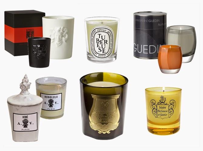 bougies d 39 art le blog les bougies parfum es 15. Black Bedroom Furniture Sets. Home Design Ideas