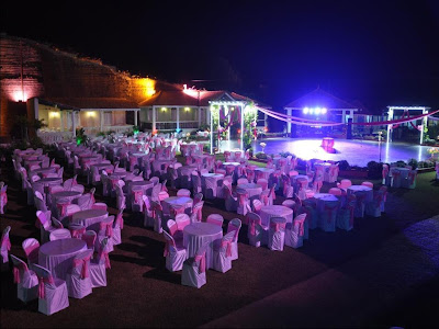 THE VILLAGE Wedding Venue Nuvem Goa