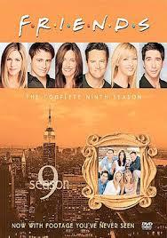 Assistir Friends 9 Temporada Dublado e Legendado Online
