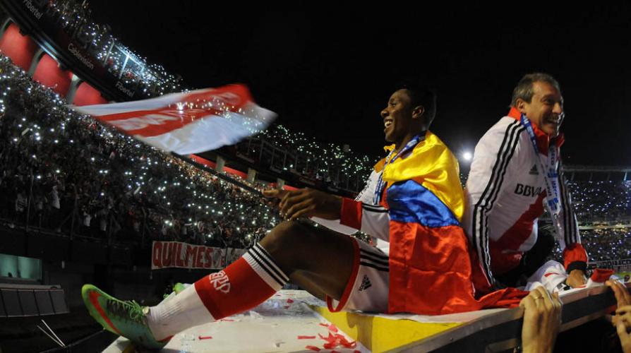 Bus Turístico, River Plate, Macri, River, D'Onofrio, De Andreis, River campeón, 35,