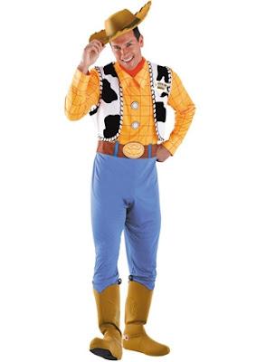 Dicas de Fantasias de Woody