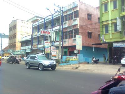 Hotel arwana lubuk linggau sumatera selatan