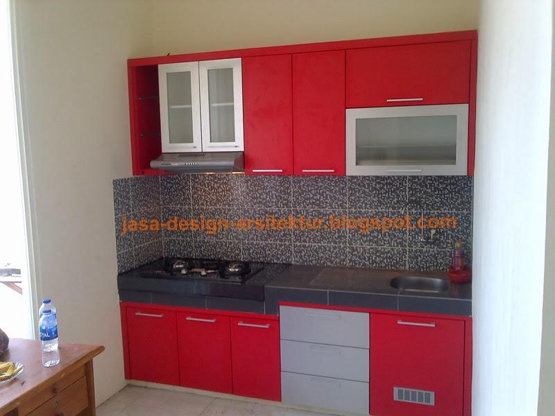 Kontraktor dan desain interior sidoarjo katalog dan harga for Harga pasang kitchen set