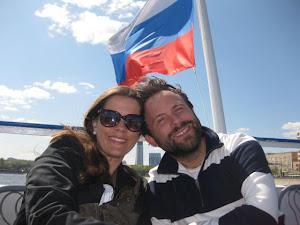 Christian och Karolina