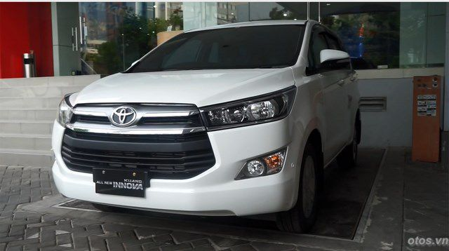 Xe Toyota Innova 2016 giá 20.525 USD tại Indonesia