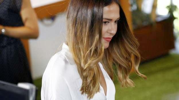 Emma Rhys-Jones, esposa de Gareth Bale (Real Madrid)