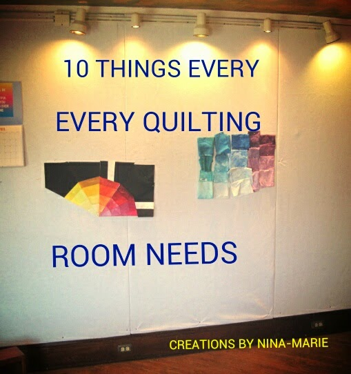Creations quilts art whatever by nina marie sayre 10 for 10 things every living room needs